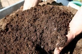 Gratis compost, schop mee