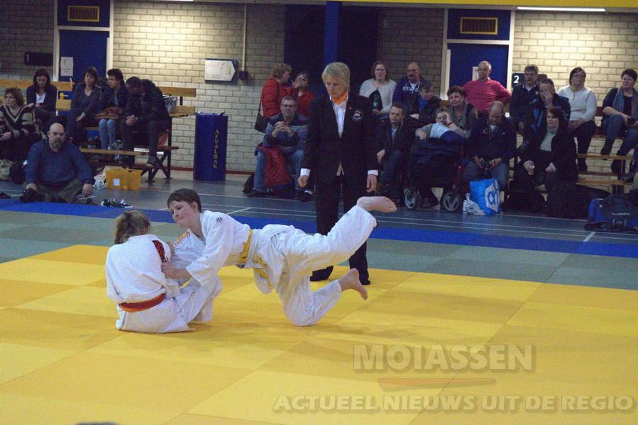 Afgelopen zaterdag was de eerste Bartje G-Judotoernooi met internationaal tintje