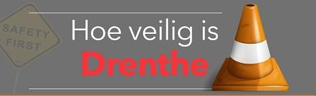 Hoe veilig is Drenthe?