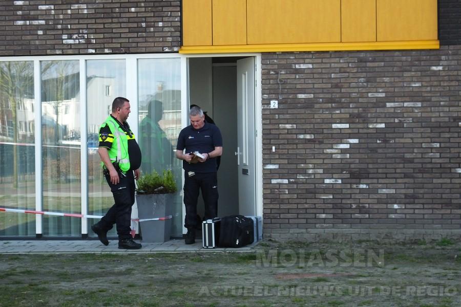 Dode man gevonden in woning Kloosterveen Assen