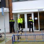 Inval in kapperszaak Mike-D in Assen vanwege informatie over vuurwapen