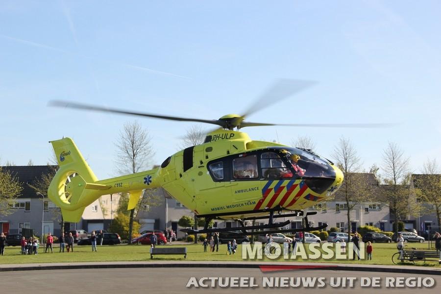 Mobiel Medisch Team ingezet in Assen