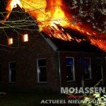 Verdachte omstandigheden bij boerderij brand in Drouwen