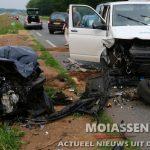 Bestuurder in slaap gevallen en veroorzaakt ongeval in Westdorp