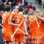 Start ticketverkoop Interland Nederland – Nieuw-Zeeland, Hockey Vereniging Assen