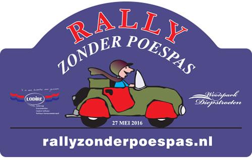 Rally zonder poespas met ruim 135 oldtimers door Assen