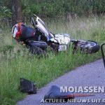 Bestuurder te water na ongeval in Assen