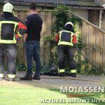 woningbrand in Gasteren (VIDEO)