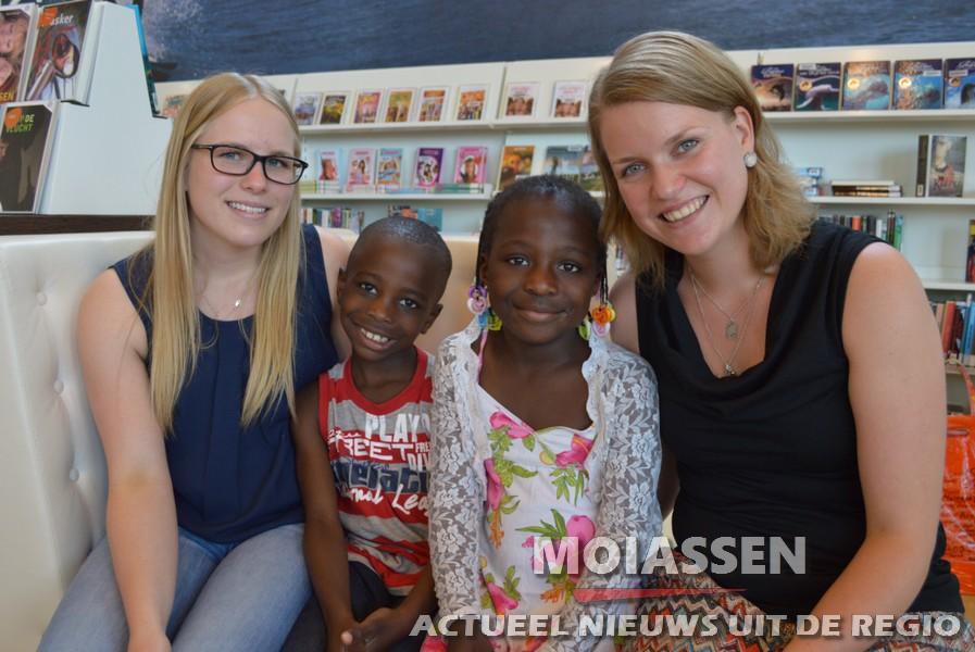 Twintig weken voorlezen aan gezinnen feestelijke afsluiting voorleeskaravaan