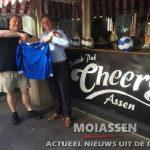 British Pub Cheers nieuwe hoofdsponsor  vvLEO (Loon)