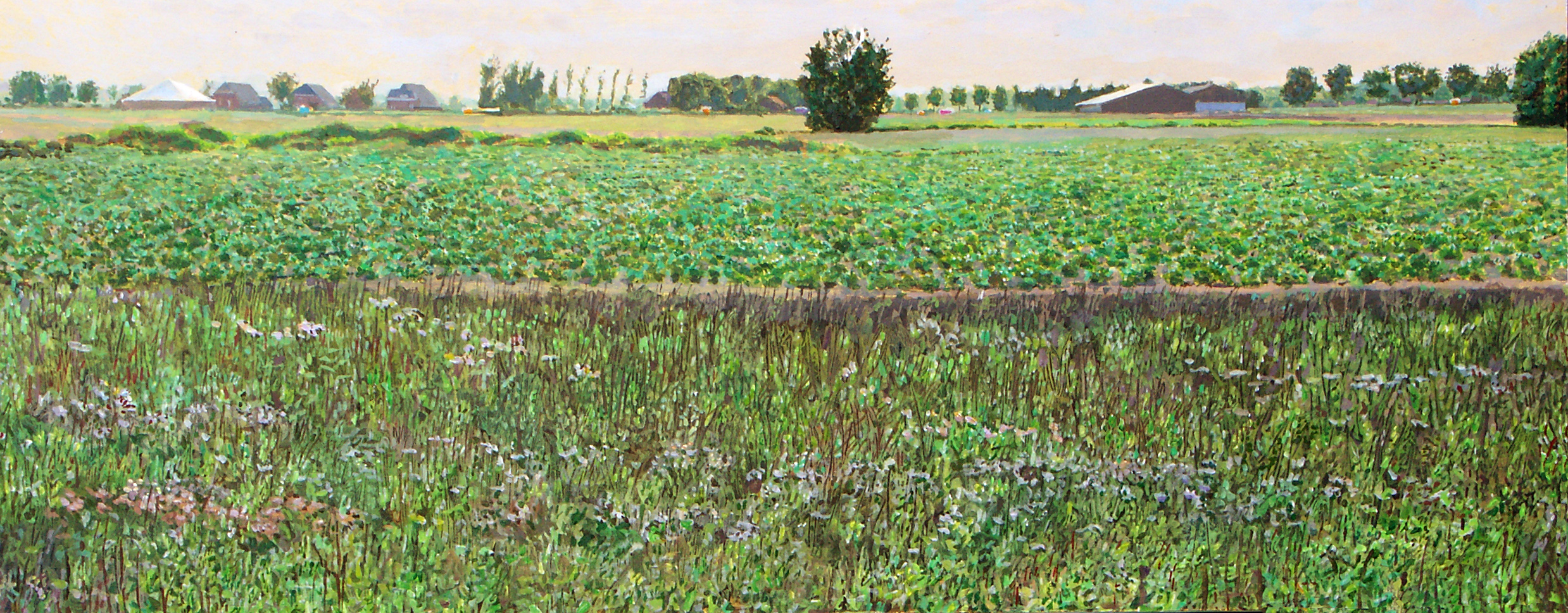 Expositie Into Nature in Galerie Kunstplaza-DSG bij Vanderveen