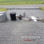Garage/Erf verkoop in Donaustraat (Pittelo)