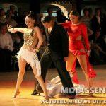 Bonte Wever Assen weer decor voor NK Ballroom