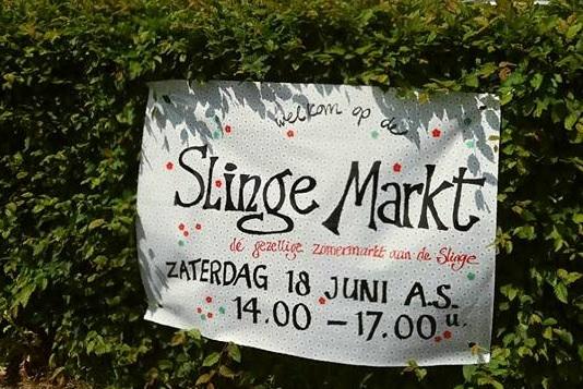 Zorgcentrum de Slingeborgh in Assen houdt zaterdagmiddag weer markt