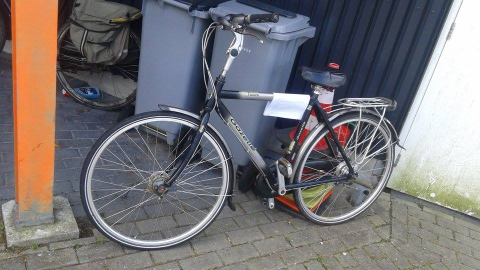 Politie grijpt verdachte Assenaar met gestolen fiets