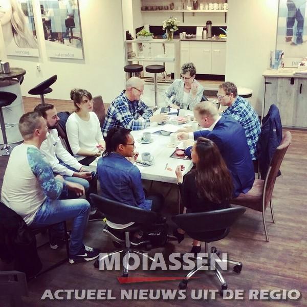 Tweede netwerk bijeenkomst voor werkzoekenden 'JobIN Zaterdag Kracht' in Assen