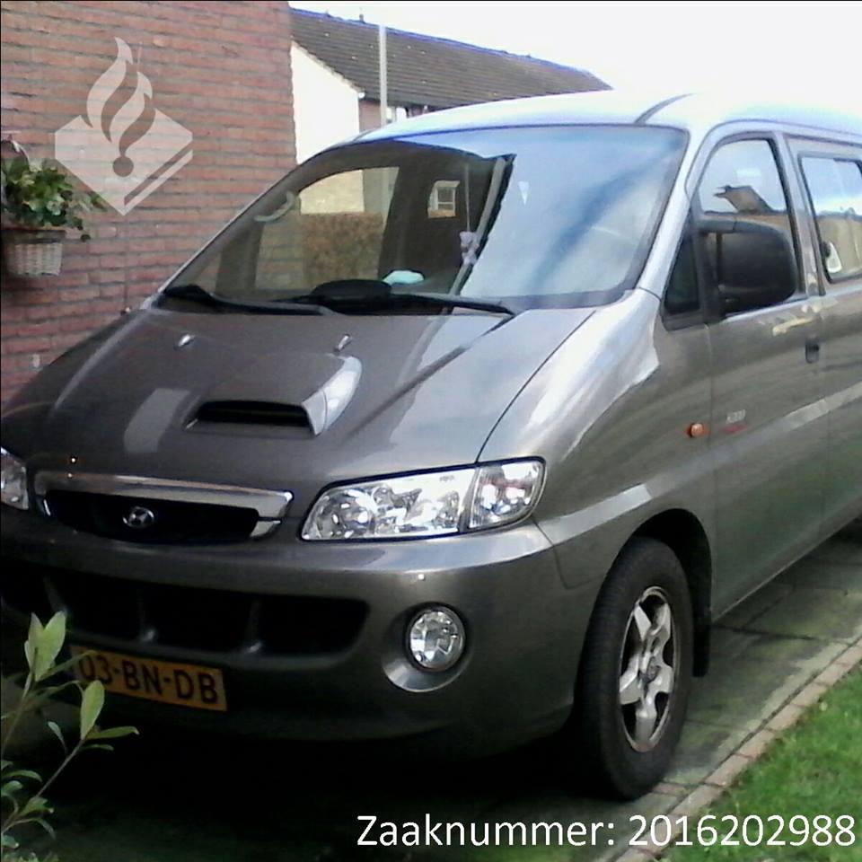 Politie op zoek naar in Assen gestolen auto