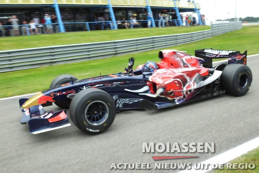 GAMMA Racing Day 2017: Opnieuw races met Formule 1-bolides