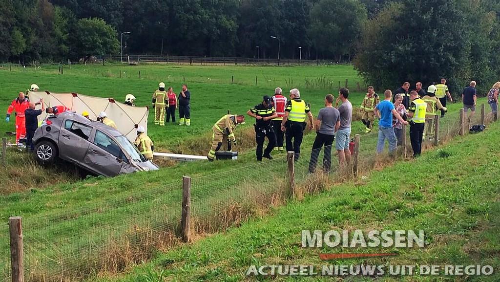 Ernstig verkeersongeErnstig verkeersongeval op A28 bij Beilenval op A28 bij Beilen