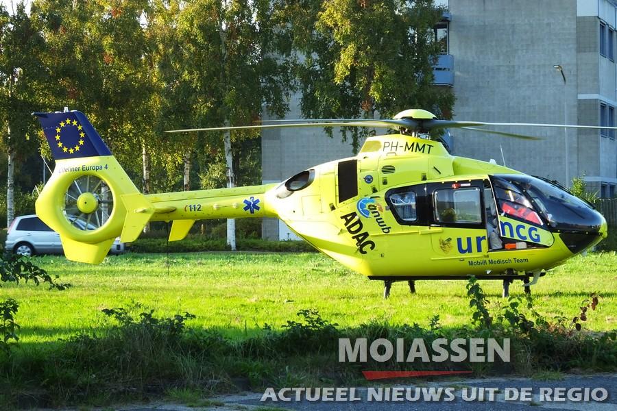 Lifeliner 4 verhuist nog niet naar Groningen Airport Eelde
