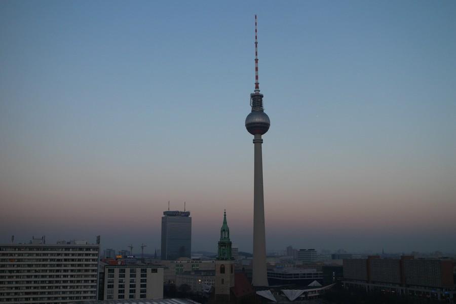 De officiële lancering van Berlijnoverzicht.nl