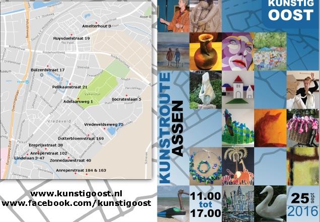 Kunstig – Oost Assen 2016