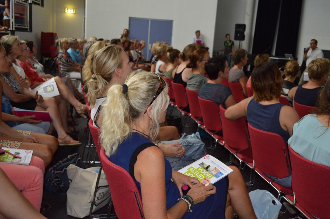 Ruim 140 leerkrachten volgen Masterclasses in de Kinderboekenweek