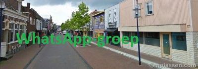 Drie winkeldieven gepakt dankzij WhatsApp-groep winkeliers Rolderstraat in Assen