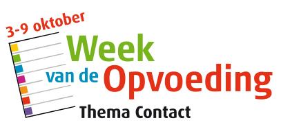 DE WEEK VAN DE OPVOEDING 3 – 8 OKTOBER 2016