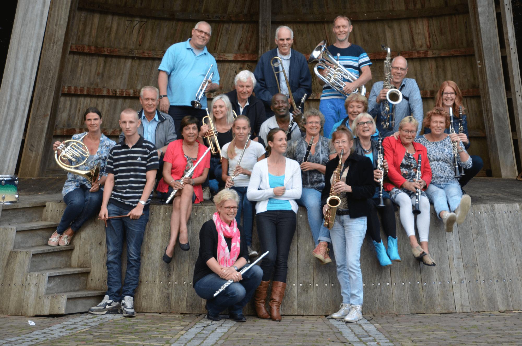 Jubileumconcert en nieuwe Drentse liedjes door Eendracht Assen