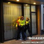 Drenthe Politie grijpt hard in  bij 'rellen' in centrum van Assen