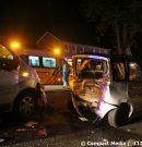 Vijf auto's betrokken bij kettingbotsing op N371 bij Bovensmilde