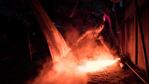 Bloeddorstige monsters nemen Pro Assen overvallen