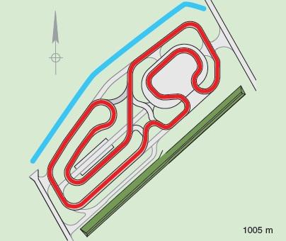 Niet meer karten op Junior Track TT Circuit Assen verboden door de rechter