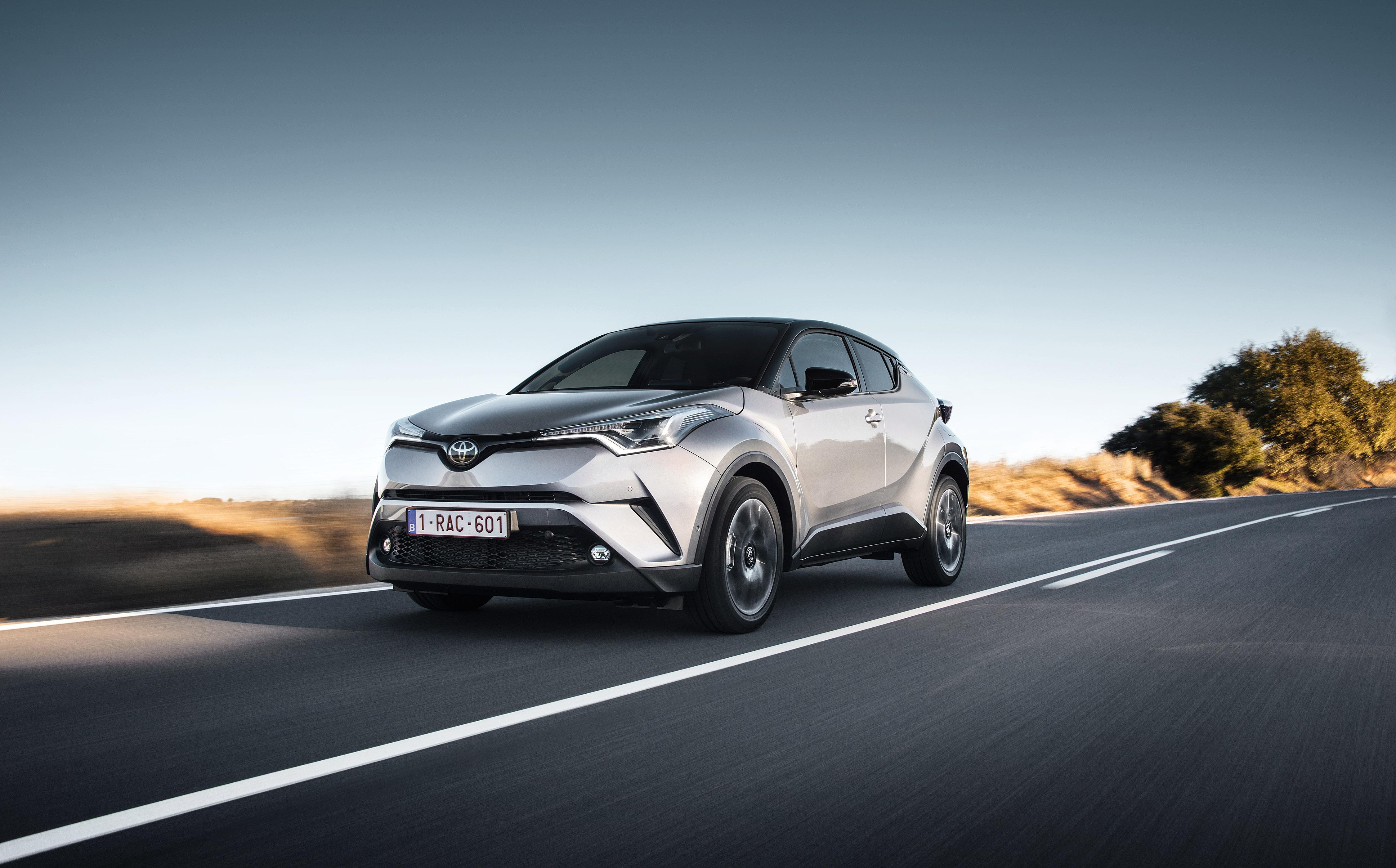 Nieuwste Toyota komend weekend in Assen