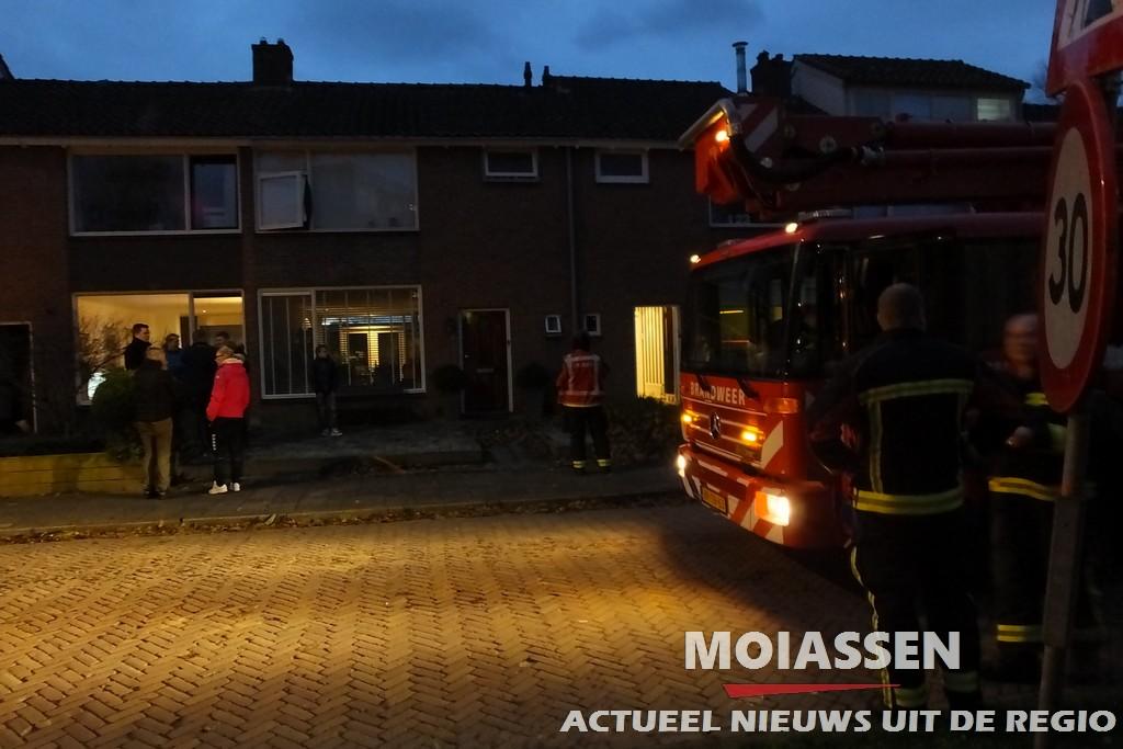 112 Kort: Brandweer Assen gealarmeerd voor schoorsteenbrand in de wijk Assen-Oost