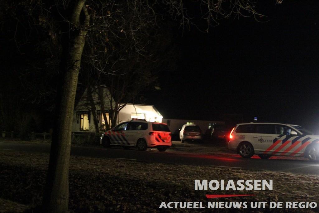 Daders woningenoverval van 28 November in Witten nog steeds spoorloos