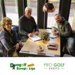 Duogolf slaat handen ineen met Pro Golf Events