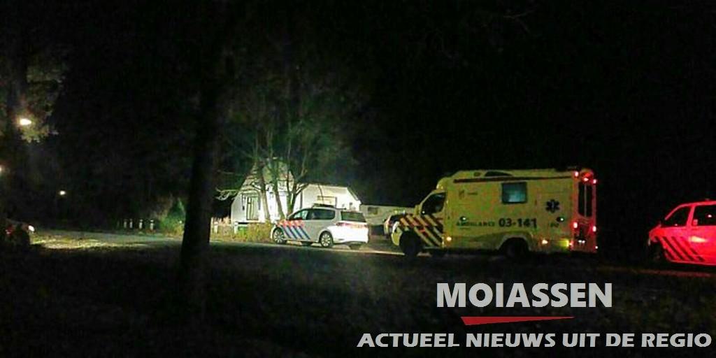 Licht gewonde bij woningoverval aan de Witterzomer in Assen(Update)
