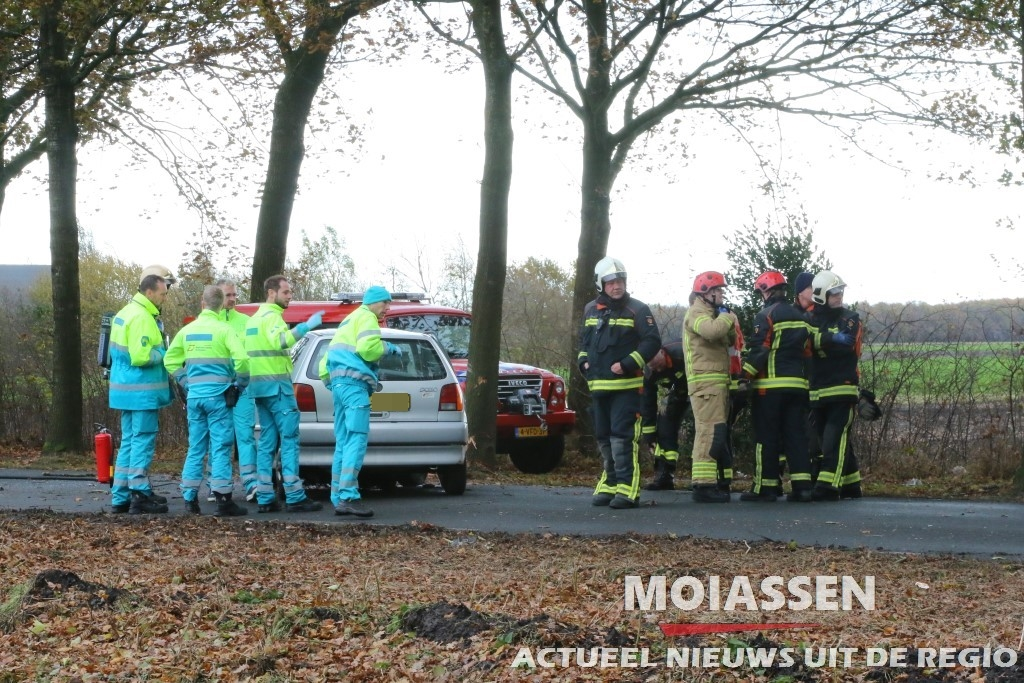 Vrouw komt om het leven bij eenzijdig ongeval bij Drouwenermond