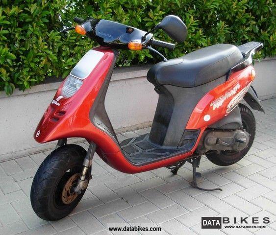 Gezocht gestolen scooter