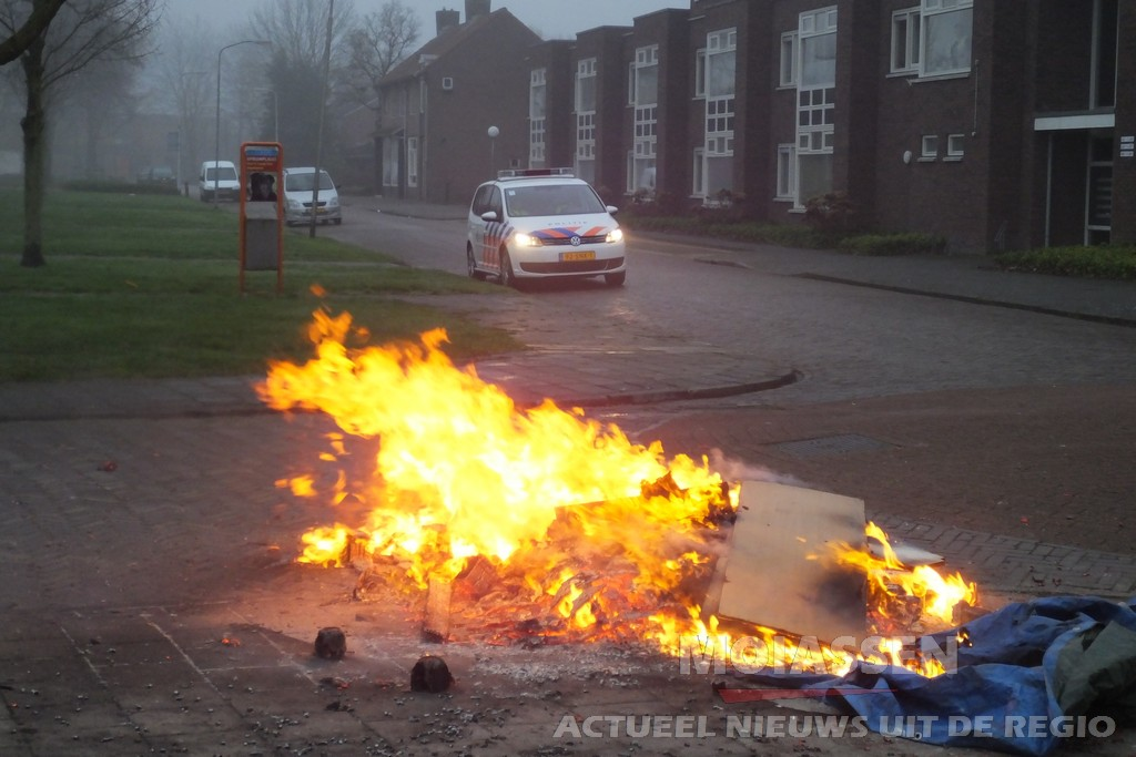 Brandweer Drenthe druk met branden in de Provincie (video)