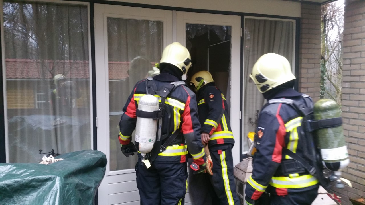 Brandweer Norg ingezet voor meetverzoek