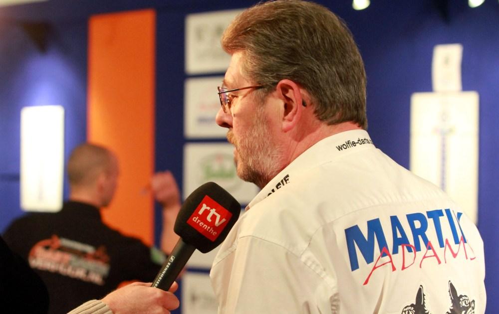 Dutch Open Darts live te zien op RTV Drenthe