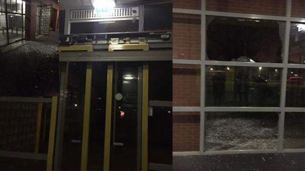 Woningcorporatie Actium doet aangifte van vandalisme na zwaar vuurwerk bij flats in Assen