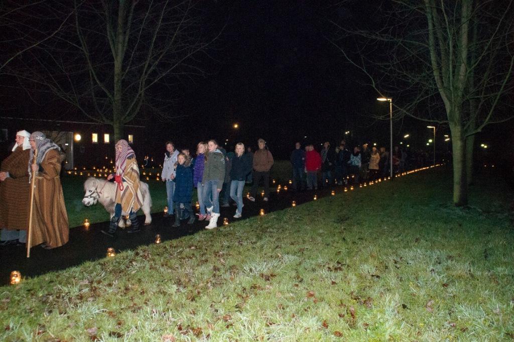 Kerstreis op park Diepstroeten