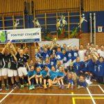 Record aantal kinderen doen mee aan Cool Moves Volleybal toernooi voor basisscholen en primeur Smashbal voor jongens!