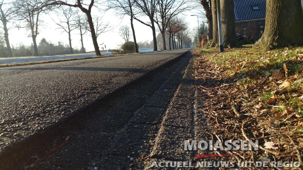 Geen oplossing voor de verkeersdruk en hoge snelheden Hoofdvaartsweg/Brasemstraat.