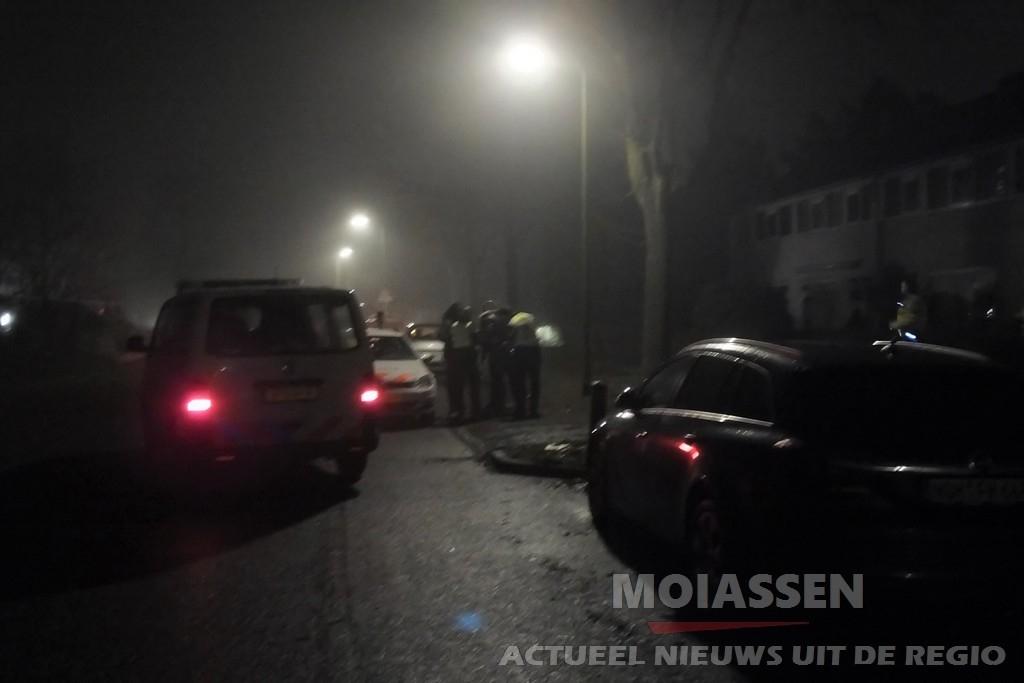 Twee verdachten aangehouden na vechtpartij  in Assen