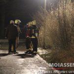 Gaslucht waargenomen aan de Elbestraat in Assen